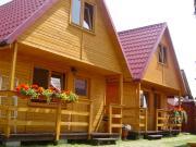 Domki u Skrzata Drewniane