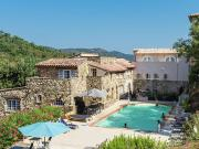 Heritage Holdiay Home in Le PlandelaTour with Pool