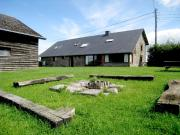 Beautiful Farmhouse in Longchamps with Garden