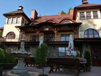 noclegi Pensjonat Czardasz Niedzica-Zamek