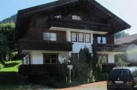 Aalener Haus Wohnung 3, Ferienwohnungen - Oberstdorf