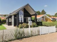 Two-Bedroom Holiday Home in Bjert, Holiday homes - Sønder Bjert