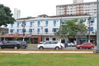 Hotel Caiçara, Hotel - Santos