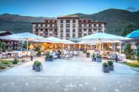 Grand Hotel Zermatterhof, Hotely - Zermatt