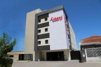 Litani Comfort Inn, Hotel - Santa Fé do Sul