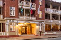 Imperial Hotel, Отели - Питермарицбург