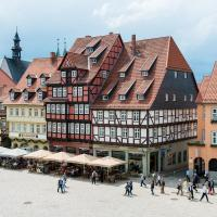 Hotel Theophano, Hotely - Quedlinburg