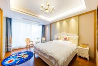 Suzhou Center Apartment, Apartmanok - Szucsou