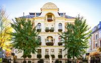 Hotel Uhland, Szállodák - München