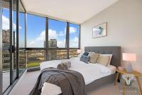 River View 2Bed APT+FREE CAR SPACE Mins to Mel CBD, Apartmanok - Melbourne
