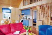 Regenbogen Ferienanlage - skandinavisches Ferienhaus - [#69255], Dovolenkové domy - Boltenhagen