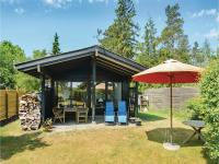 Holiday Home Idestrup with Fireplace I, Dovolenkové domy - Bøtø By