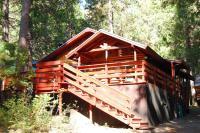 23 Arnett's Cabin, Nyaralók - Wawona