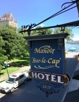 Manoir Sur le Cap (Bed and Breakfast)