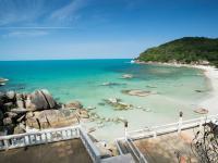 Crystal Bay Beach Resort, Resort - Lamai
