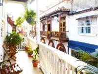Hotel Santa Cruz, Hotel - Cartagena de Indias