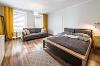 noclegi Lake City Apartments Giżycko
