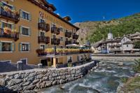 Le Miramonti Hotel & Wellness, Hotely - La Thuile