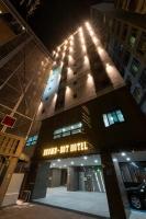 Brown-Dot Hotel Beomcheon, Hotely - Busan