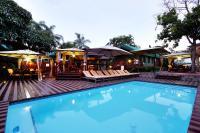 Monzi Safaris Tented Lodge (B&B)