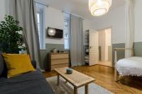 Dill Apartment, Apartmanok - Budapest
