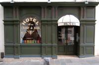 Contact Hôtel du Champ de Mars de Saint-Brieuc, Hotely - Saint-Brieuc