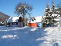 noclegi domki nad rzeka Nowa Morawa
