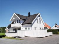 Four-Bedroom Holiday Home in Sogne, Nyaralók - Søgne
