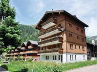 Saashorn, Ferienwohnungen - Oberwald