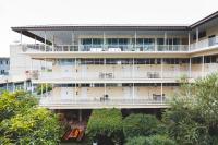 Feung Nakorn Balcony Rooms and Cafe, Szállodák - Bangkok