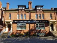 Ascot Grange Hotel - Voujon Resturant, Hotely - Leeds