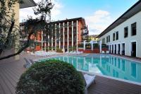 Club Hotel e Residence La Vela, Szállodák - Nago-Torbole