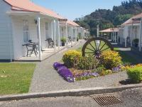 Coromandel Colonial Cottages Motel, Motel - Coromandel Town
