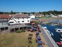 Salterns Harbourside Hotel (B&B)