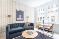 Dashing Suites at Wall Street by Sonder