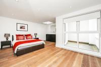 Modern 1 Bed Flat Moments From Kings Cross (Sleeps 3)