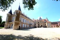 Château d'Island Vézelay, Hotely - Pontaubert