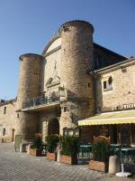 Hôtel Le Prieuré, Hotely - Sainte-Croix-en-Jarez