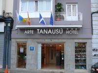 Hotel Tanausu, Hotely - Santa Cruz de Tenerife