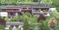 Gästehaus Café Ruff, Pensionen - Happurg