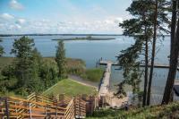 noclegi Resort Niegocin Wilkasy