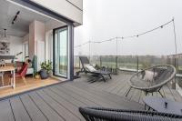 noclegi Penthouse Apartament LOFT Huge Terrace Kraków
