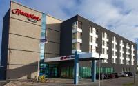noclegi Hampton by Hilton Gdansk Airport Gdańsk-Rębiechowo