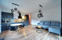 noclegi ApartInvest Apartament Grottgera 9 Dwupoziomowy Szklarska Poręba