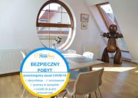 noclegi Seaside Loft Apartment Nadmorski Happy Hours Sopot