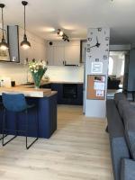 noclegi Luxury 2 level Sea Apartment by Marina Węgorzewo