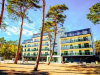 noclegi Plaża Resort Łeba