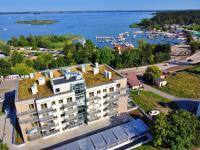 noclegi Nowy 2021 Apartament Sziwa 51 m2 NAD JEZIOREM plus 45 m2 TARASU Wilkasy