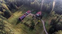 noclegi Pokoje w lesie Miłomłyn