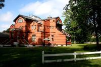 Villa Alberta, Szállodák - Sigulda